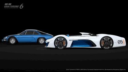 2015 Alpine Vision Gran Turismo 14