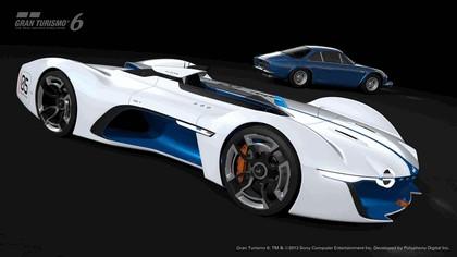 2015 Alpine Vision Gran Turismo 17
