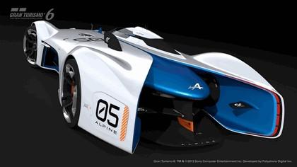 2015 Alpine Vision Gran Turismo 18