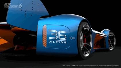 2015 Alpine Vision Gran Turismo 21