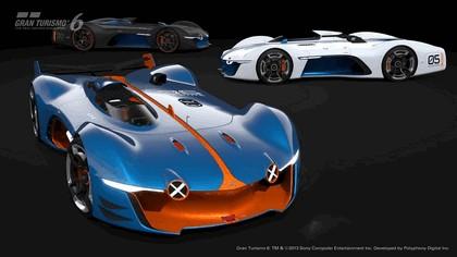 2015 Alpine Vision Gran Turismo 22