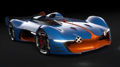 2015 Alpine Vision Gran Turismo 2