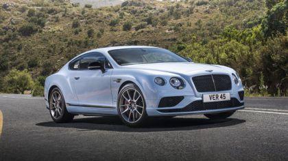 2015 Bentley Continental GT V8 S 8