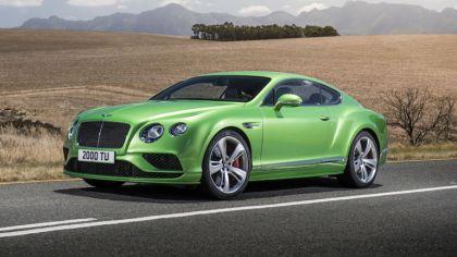 2015 Bentley Continental GT Speed 9