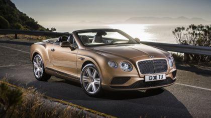 2015 Bentley Continental GTC 5