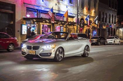 2015 BMW 228i ( F23 ) convertible 2