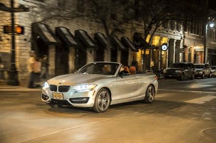 2015 BMW 228i ( F23 ) convertible 3