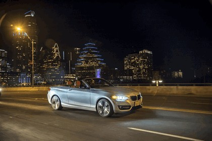 2015 BMW 228i ( F23 ) convertible 6
