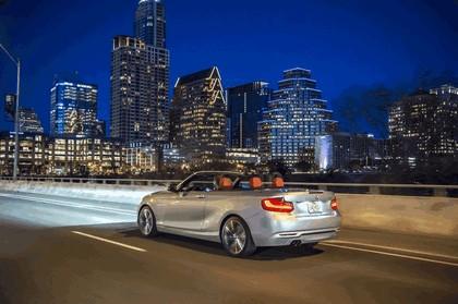 2015 BMW 228i ( F23 ) convertible 8
