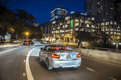 2015 BMW 228i ( F23 ) convertible 9