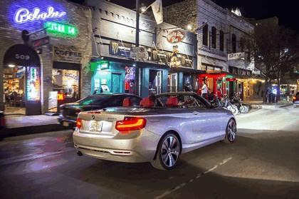 2015 BMW 228i ( F23 ) convertible 10