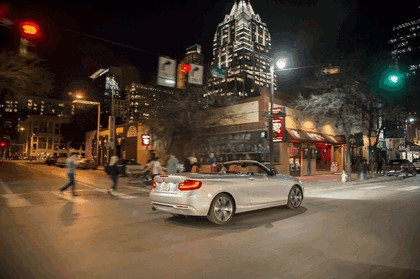 2015 BMW 228i ( F23 ) convertible 12