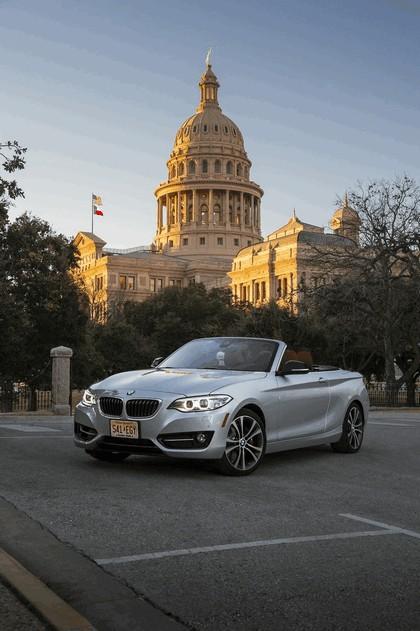 2015 BMW 228i ( F23 ) convertible 19