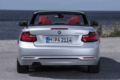 2015 BMW 228i ( F23 ) convertible 30