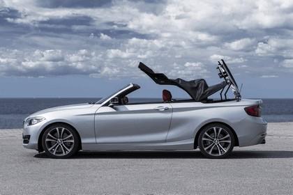 2015 BMW 228i ( F23 ) convertible 36