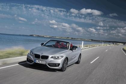2015 BMW 228i ( F23 ) convertible 44