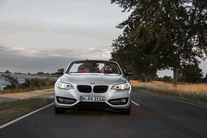 2015 BMW 228i ( F23 ) convertible 56
