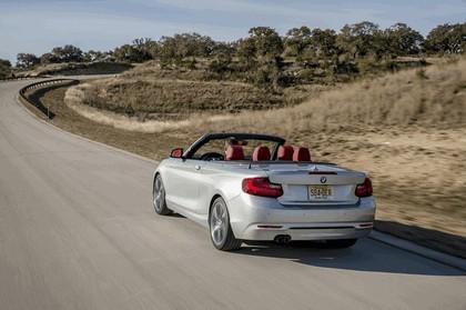 2015 BMW 228i ( F23 ) convertible 69