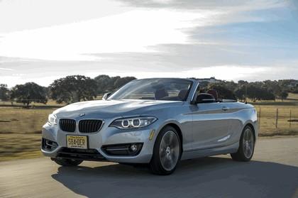 2015 BMW 228i ( F23 ) convertible 76