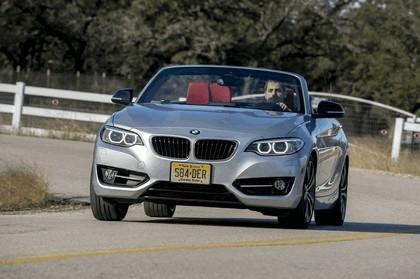 2015 BMW 228i ( F23 ) convertible 111