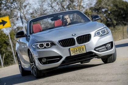 2015 BMW 228i ( F23 ) convertible 118