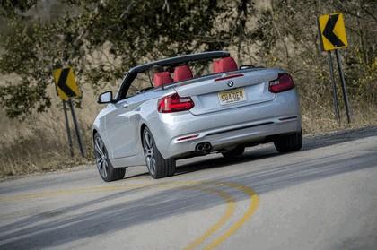 2015 BMW 228i ( F23 ) convertible 119