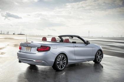 2015 BMW 228i ( F23 ) convertible 123