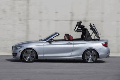 2015 BMW 228i ( F23 ) convertible 127