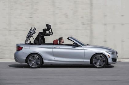 2015 BMW 228i ( F23 ) convertible 128