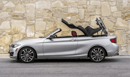 2015 BMW 228i ( F23 ) convertible 153