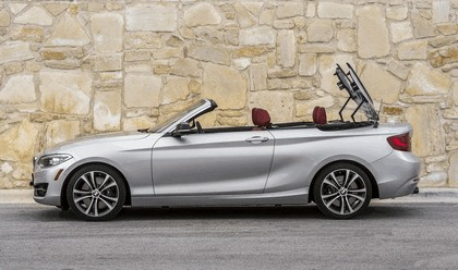 2015 BMW 228i ( F23 ) convertible 155