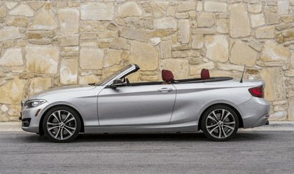 2015 BMW 228i ( F23 ) convertible 156