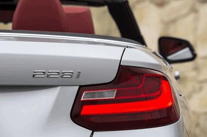 2015 BMW 228i ( F23 ) convertible 162
