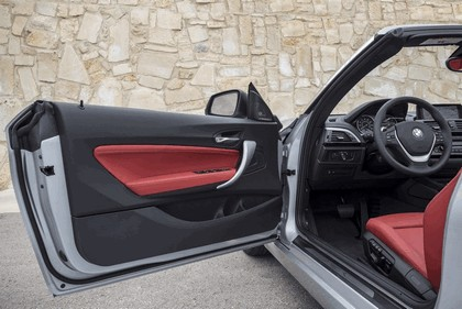 2015 BMW 228i ( F23 ) convertible 177