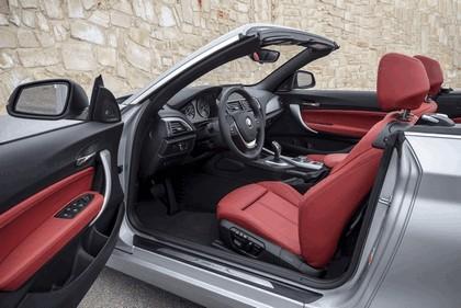 2015 BMW 228i ( F23 ) convertible 178