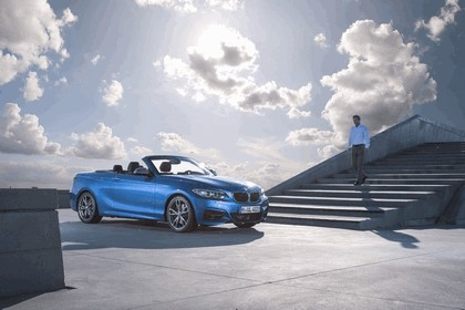 2015 BMW M235i ( F23 ) convertible 3