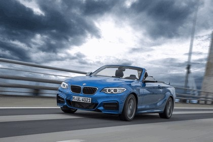 2015 BMW M235i ( F23 ) convertible 4