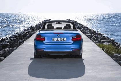 2015 BMW M235i ( F23 ) convertible 6