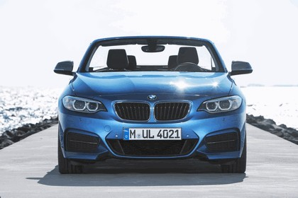 2015 BMW M235i ( F23 ) convertible 10