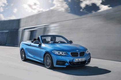 2015 BMW M235i ( F23 ) convertible 11