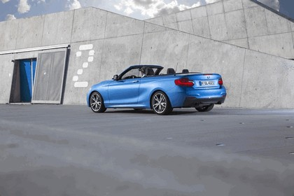 2015 BMW M235i ( F23 ) convertible 12