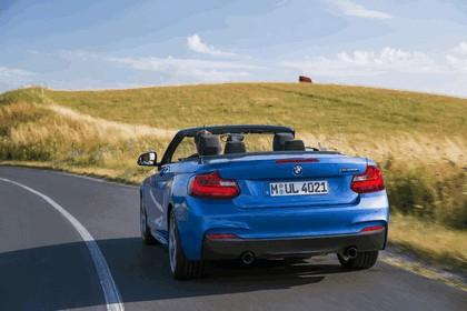 2015 BMW M235i ( F23 ) convertible 15