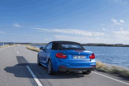 2015 BMW M235i ( F23 ) convertible 18