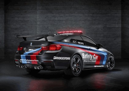 2015 BMW M4 ( F82 ) MotoGP safety car 3