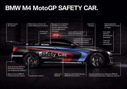 2015 BMW M4 ( F82 ) MotoGP safety car 8