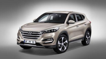 2015 Hyundai Tucson 1