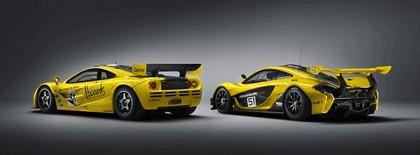 2015 McLaren P1 GTR 11
