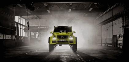2015 Mercedes-Benz G 500 4x4 squared 2