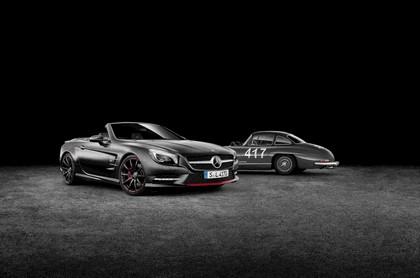 2015 Mercedes-Benz SL Special Edition Mille Miglia 417 5