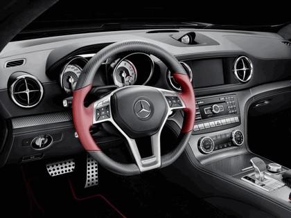 2015 Mercedes-Benz SL Special Edition Mille Miglia 417 7